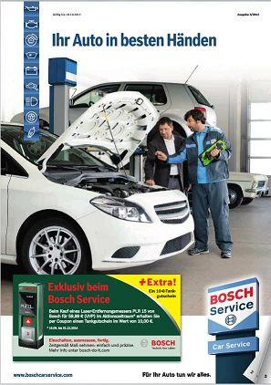 Bosch Werbung